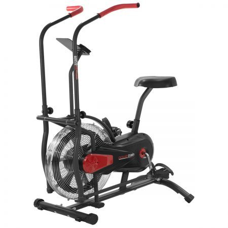 PowerTrain Air Resistance Exercise Spin Fan Bike