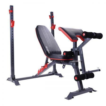 Powertrain Home Gym Incline Workout Bench Press 302 Crazy Sales