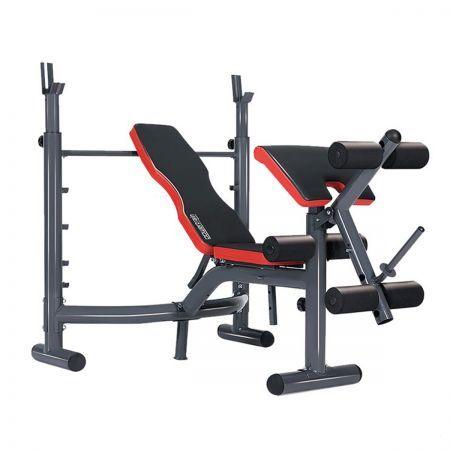 Powertrain Home Gym Incline Workout Bench Press 301 Crazy Sales