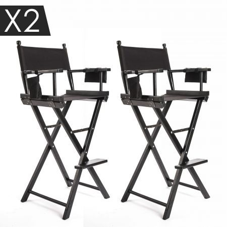 2X Tall Director Chair - Dark Humor