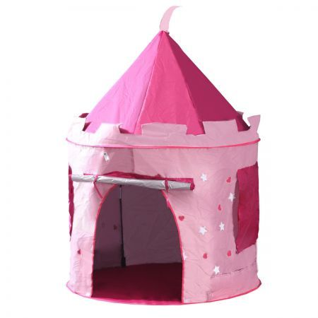 Children Pop Up Play Tent UV Proof - Pink