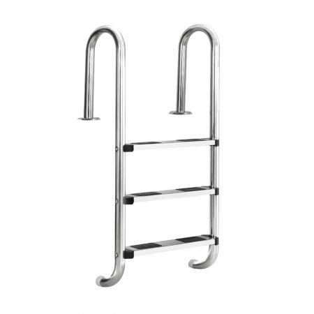 Aquabuddy DIY Stainless Steel Pool Ladder - Steel