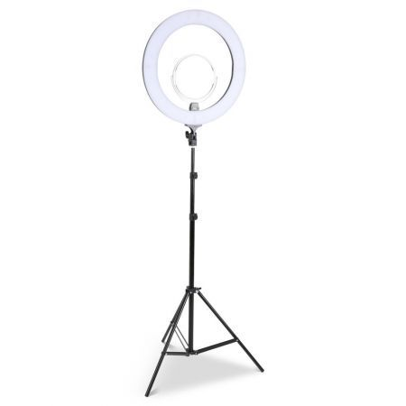 Embellir 19 Inch LED Ring Light - Black