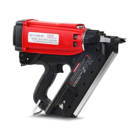 Giantz Cordless Portable Framing Nailer Gas Nail Gun