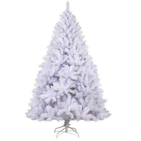 Jingle Jollys 8FT Christmas Tree – White | Crazy Sales