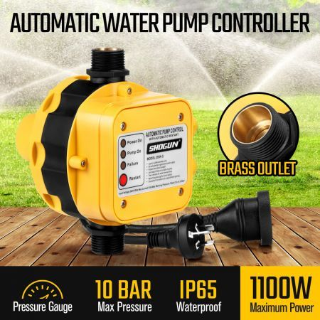 Automatic Water Pump Controller Electronic Auto Pressure Switch Pump Control