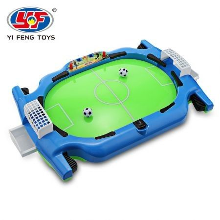YI FENG TOYS Tabletop Shoot Mini Table Soccer Toys 2 Players for Kids 3+