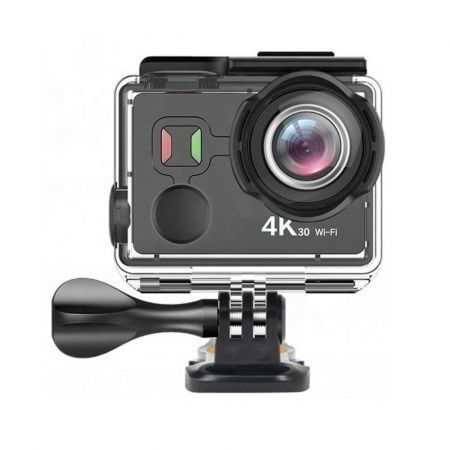 EIS Ambarella Real 4K Action camera stabilization