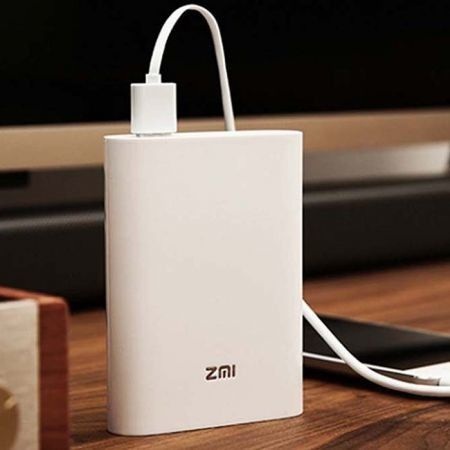 ZMI MF855 Wireless Portable Router Hotspot with 7800mAh Power Bank Support Fiber-level 4G Network Speed Mobile Standard ( Xiaomi Ecosystem Product )