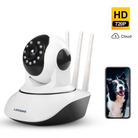 720P ip camera support cloud xmeye night vision cctv wifi ip camera ptz motion detection camera wireless