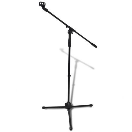 Adjustable Microphone Stand Foldable