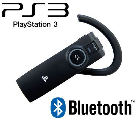 ps3 wireless bluetooth headset crazy. Black Bedroom Furniture Sets. Home Design Ideas