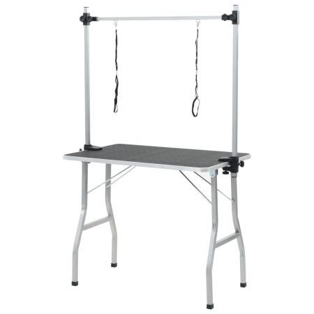 Bath Grooming Table for Dogs 2 Loops