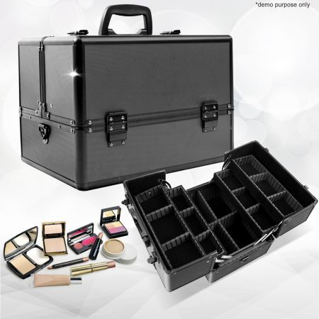 portable make-up carry case