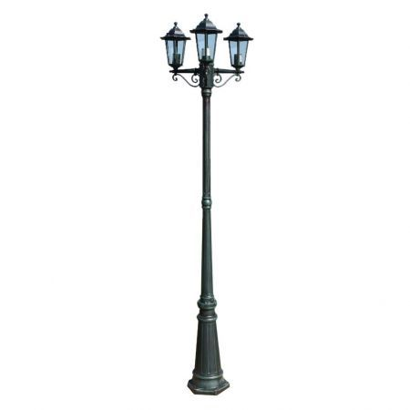 Preston Garden Light Post - height 215 cm