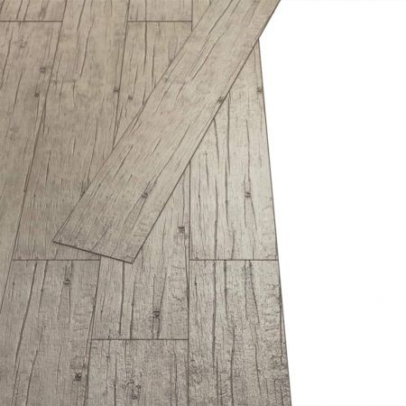Self-adhesive PVC Flooring Planks 5.02 m² 2 mm Oak Washed