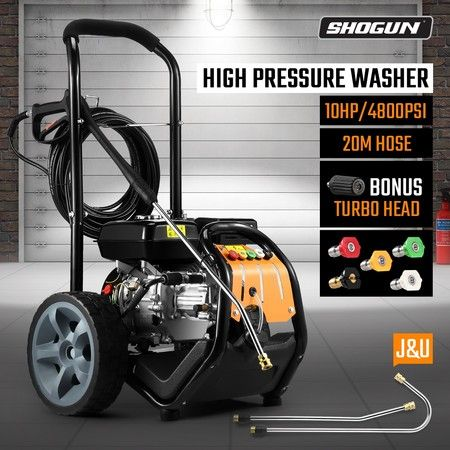 4800PSI Pressure Washer High Pressure Water Cleaning Equipment