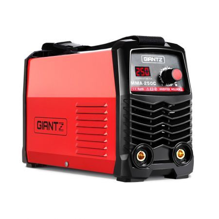 GIANTZ MMA ARC Inverter Welder Portable Stick Welding Machine IGBT Mask 250Amp