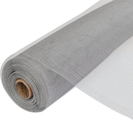 Aluminium Mesh Roll Insect Screen Door Window 150 X 500 Cm Sliver Crazy Sales