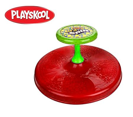 Playskool Sit N Spin Spinning Action Baby Toy Crazy Sales