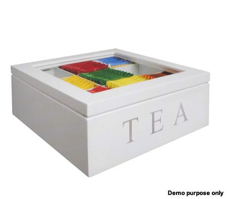 wooden tea storage box container crazy sales. Black Bedroom Furniture Sets. Home Design Ideas