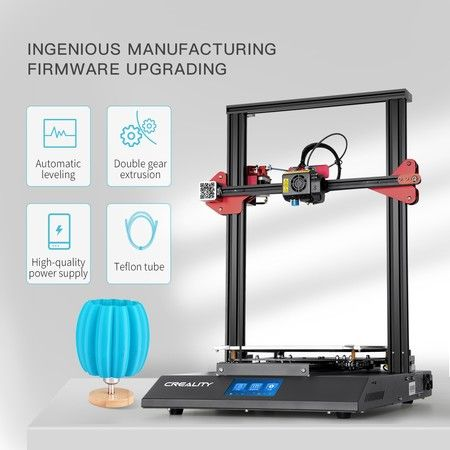 Newest Creality CR-10SPRO 3D Printer Auto Levelling Printer
