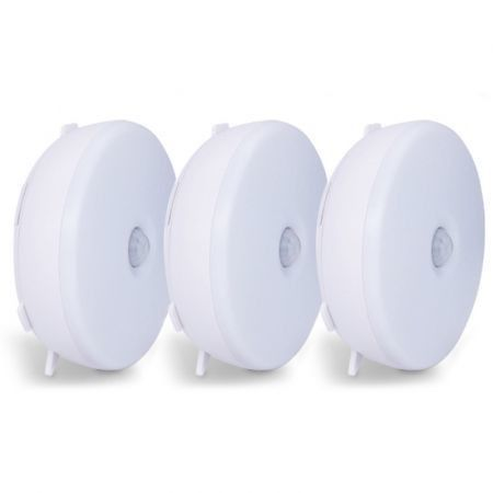 GMT - A09 Smart Sensor Night Light 3pcs