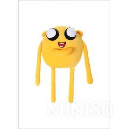 Adventure Time- Mini Plush Toy (Jake)