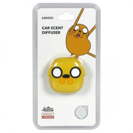 Adventure Time- Car Scent Diffuser-New Car