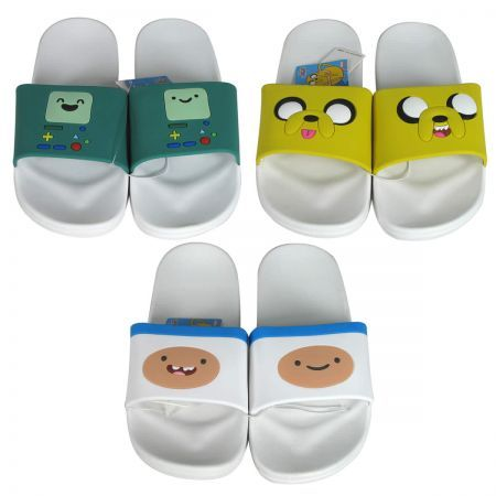 Adventure Time- Women's Slippers L 39/40
