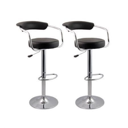 Designer Bar Stool Kitchen Chair Gas Lift