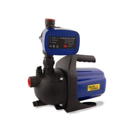 Garden Water Pump with Automatic Electronic Control Switch