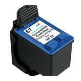 HP57XL  Remanufactured Inkjet Cartridge For HP Printers