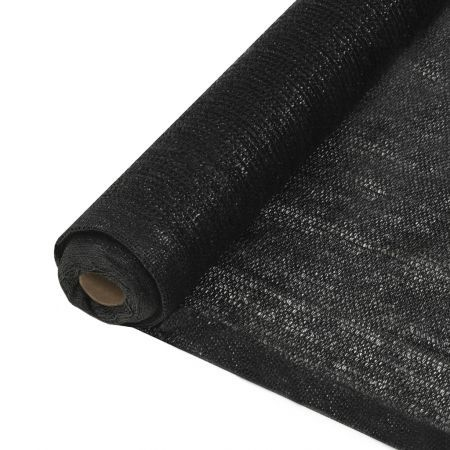 Privacy Net HDPE 1.5x10 m Black