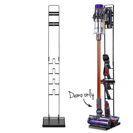 Freestanding Dyson Vacuum Stand Rack Holder Handheld Cleaner V6 7 8 V10 V11 Black