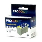 T017 Black Compatible Inkjet Cartridge For Epson Inkjet Printers