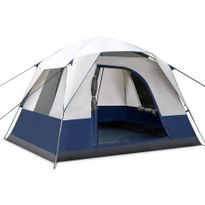 4 Person Family C&ing Tent - Navy Grey  sc 1 st  CrazySales & Shop Tents Kmart Online | Cheap Tents Kmart for Sale at CrazySales ...