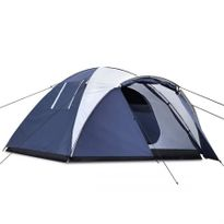 Weisshorn 4 Person Double Layer C&ing Tent  sc 1 st  CrazySales & Shop Tents Kmart Online | Cheap Tents Kmart for Sale at CrazySales ...