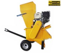 Garden Shredder 420cc 15hp Ducar 4 Stroke Ohv Engine
