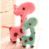 Easter gifts brisbane shop at easter gifts store brisbane cute giraffe plush doll toy collection decoration plaything for kids children green negle Images