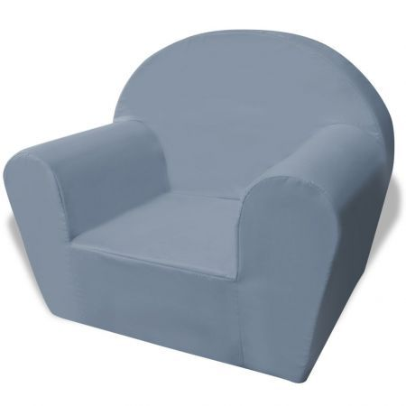 Kids' Armchair - Grey