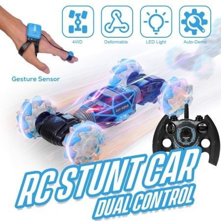 RC Watch Control Gesture Sensor hand watch Drift Twisting car