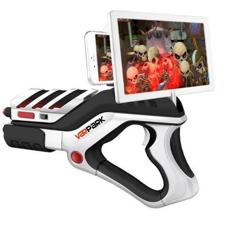 AR Game Gun,Augmented Reality Bluetooth Game Controller for Games for Games of iPhone and Android Phones