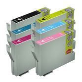 Epson T0491-T0496 Compatible Inkjet Cartridge Set  6 Ink Cartridges
