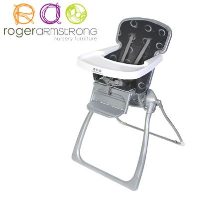 Roger Armstrong Super Slim Compact Baby High Chair  sc 1 st  CrazySales & Roger Armstrong Super Slim Compact Baby High Chair   Crazy Sales