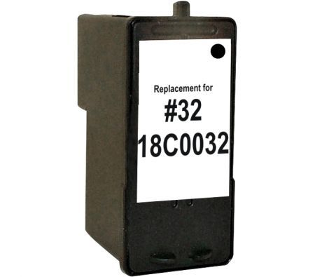 18C0032 / no.32 Remanufactured Inkjet Cartridge For Lexmark Printers