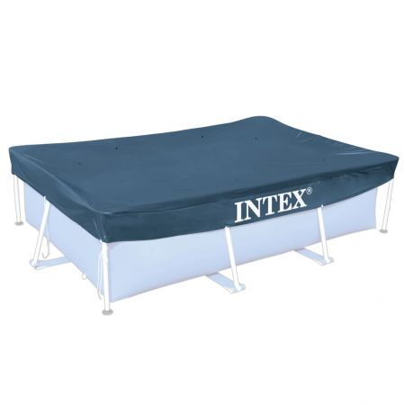 Intex Pool Cover Rectangular 300x200 cm 28038