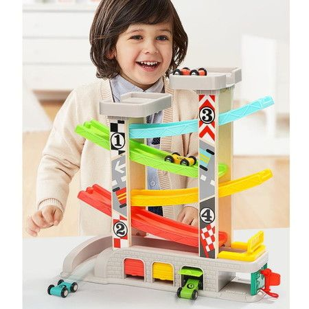 Car Ramp Toy for 3+ years