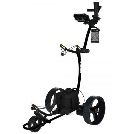 THOMSON Electric Golf Buggy Motorised Battery Powered Operated Trolley Trundler