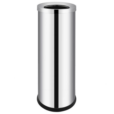 Waste Bin Hotel Stainless Steel 32 L